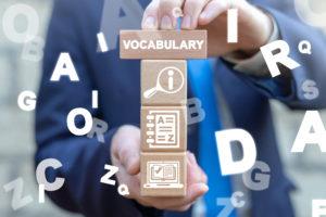 vocabulaire monde du travail anglais